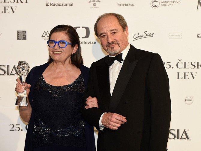 Viktor Preiss sbírá ceny za skvělé herecké výkony celý život.