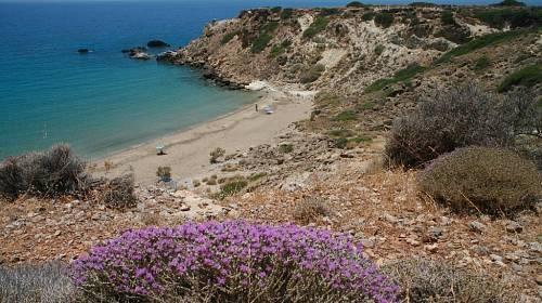<p>V jihovýchodní části Kréty lákají malebné pláže a voní tymián.</p>