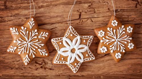 TOP recepty na sobotu: Připravte se na Vánoce, upečte perníčky!