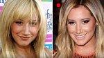 Herečka Ashley Tisdale od mala trpěla kvůli svému nosu. Děti dokážou být zlé!