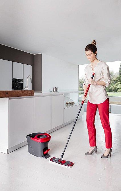Plochý mop Easy Wring Ultramat od Viledy