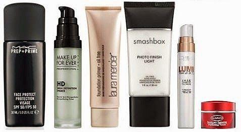 Báze pod make-up je naprostý základ a potřeba ať se nacházíte v jakémkoli století.
