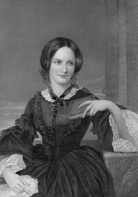 Charlotte Brontëová (1816 - 1855), anglická spisovatelka a básnířka