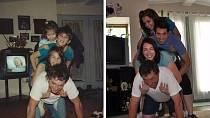 Tyhle rodinné fotky vás dostanou do kolen! I přesto, že jsou některé už přes čáru.