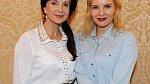 Kateřina Kristelová s maminkou Janou