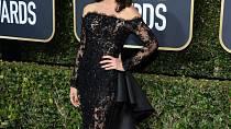 Penelope Cruz sáhla po krajce a saténu a udělala moc dobře.