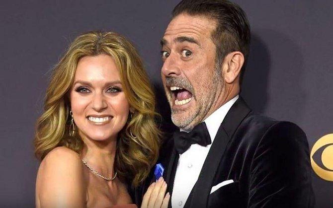Hilarie Burton (35) a Jeffrey Dean Morgan (51) jsou herečtí kolegové a těší se na svého prvního potomka.