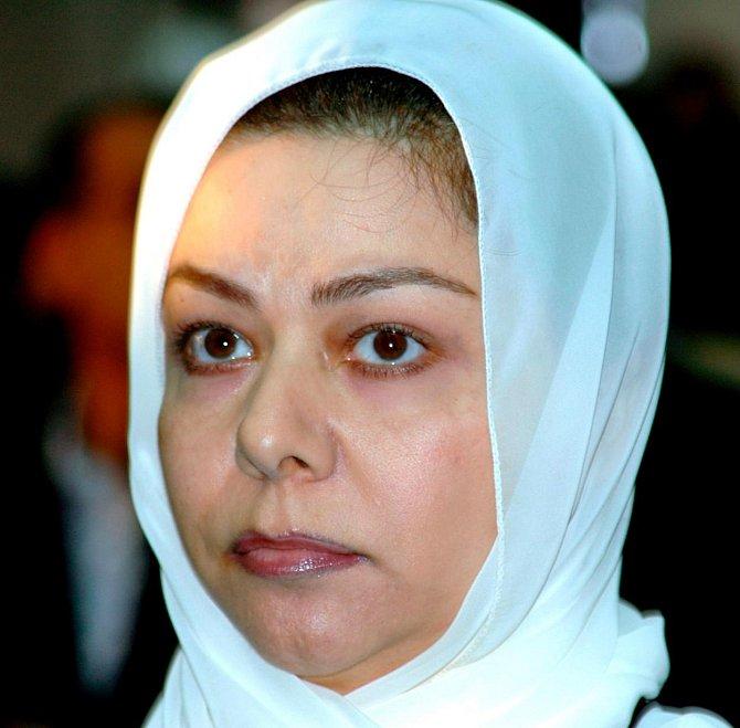 Raghad Hussein v roce 2007