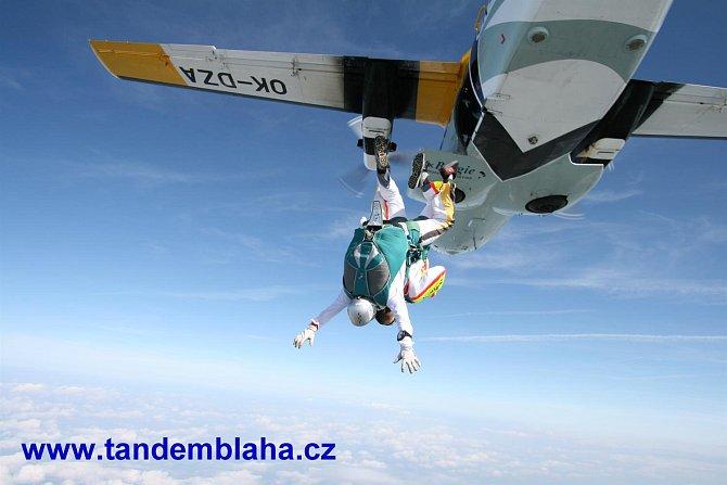Výskok - vrchol adrenalinu