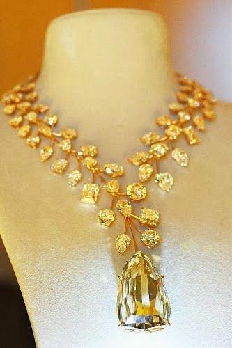 Nejdražší šperk na světě.