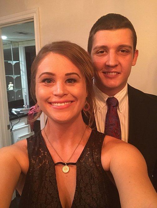 Taryn a Nicholas.