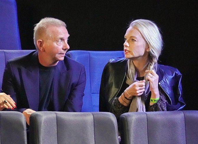 Miroslav Vladyka s přítelkyní Vlaďkou
