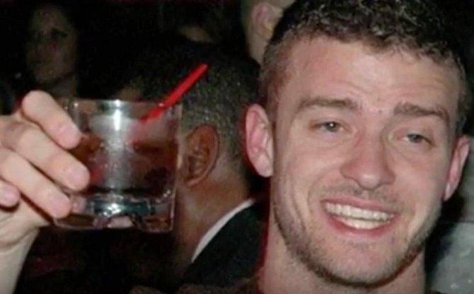 Idol mnoha žen Justin Timberlake je vždy králem večírků