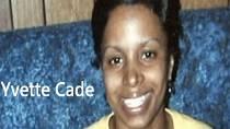 Yvette Cade v roce 2004 zapálil její násilnický partner Roger Hargrave.
