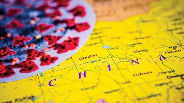 Koronavirus v Číně.