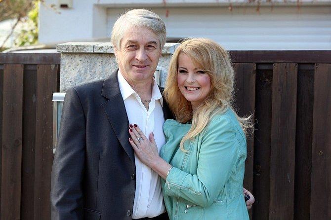 Iveta Bartošová a její poslední partner