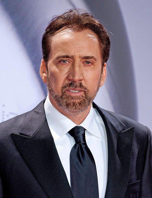 Nicolas Cage - Nar. 7. 1. 1964 Long Beach, California, USA