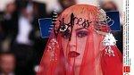 Model Katy Perry na Met Gala 1. 5. 2017