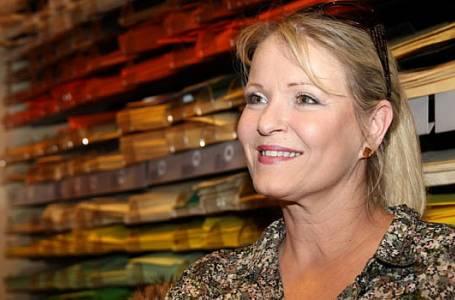 Módní ikona: Chantal Poullain