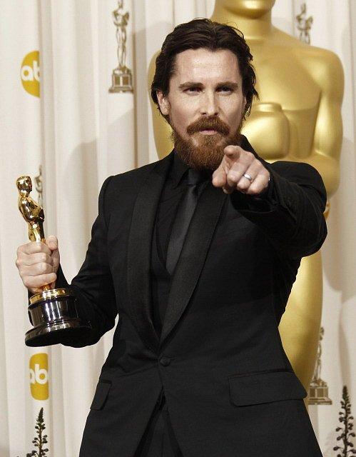 Muž týdne: Christian Bale. 10 věcí, které nevíte o Batmanovi