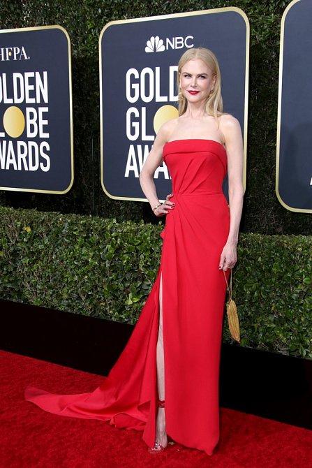 Nicole Kidman to přehání s hubnutím.