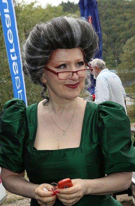 Jaroslava Kretschmerová je uznávanou divadelní herečkou.