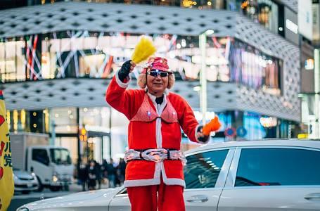 Vánoce v Japonsku