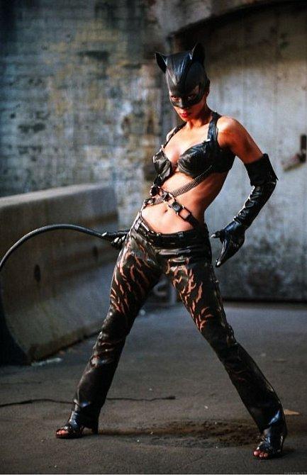 Catwoman byla pro Halle Berry špatná volba.