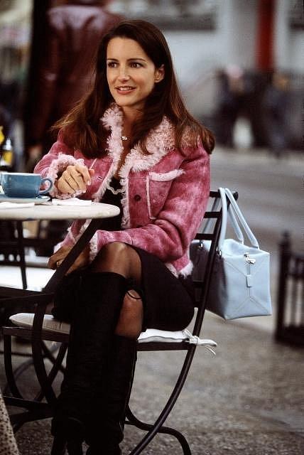 Charlotte York (Kristin Davis), americká postava ze seriálu Sex ve městě