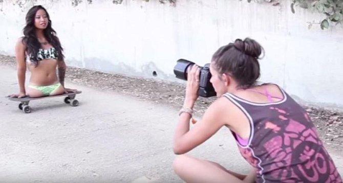 Kanya Sesser se narodila bez nohou, což ale nestálo v cestě její kariéře a ona je úspěšnou modelkou spodního prádla a plavek.