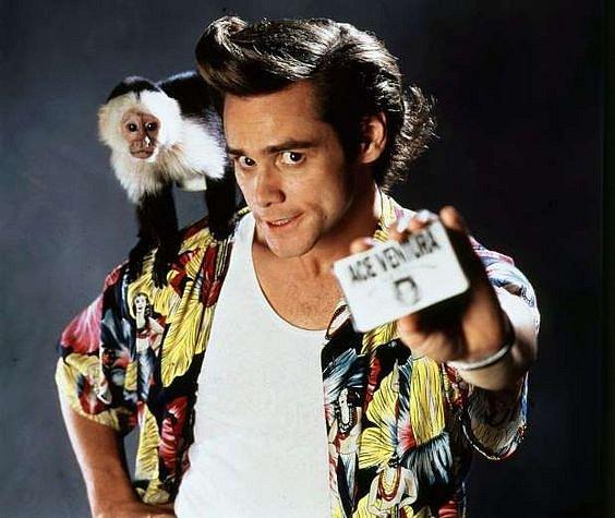 Ace Ventura není film pro každého.