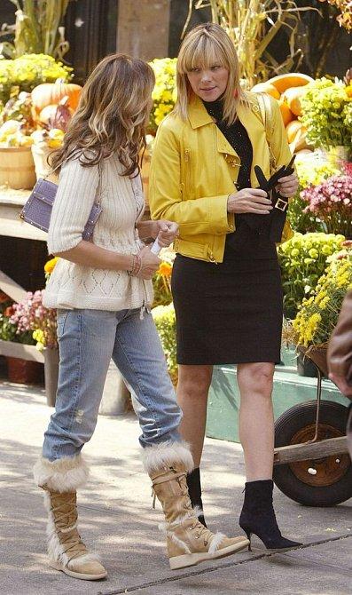 Sarah Jessica Parker a Kim Cattrall