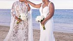 Lesbická svatba je přehlídkou romantiky, ryzích citů a spontánnosti.