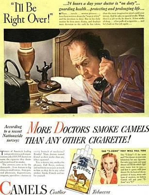 Kouření na zádech