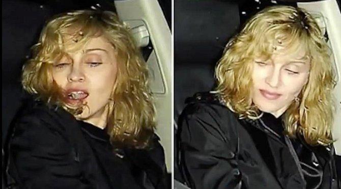 """Madonna doslova """"Like a virgian"""""""