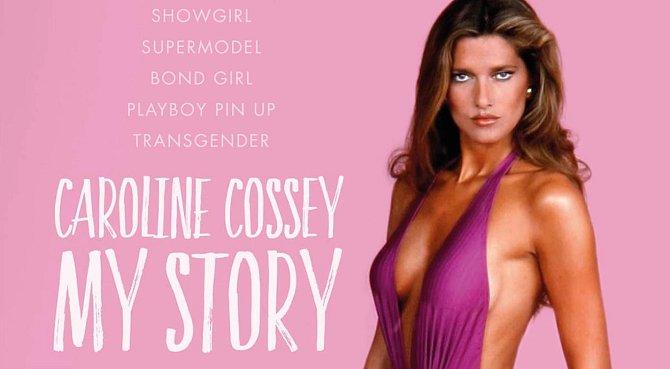 Caroline napsala o svém životním příběhu knihu - Caroline Cossey: My Story
