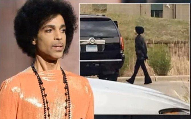 Prince (+ 21. dubna 2016)