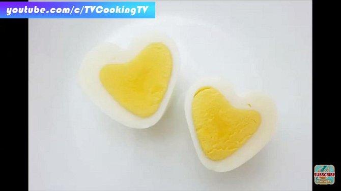 Vajíčko ve tvaru srdce