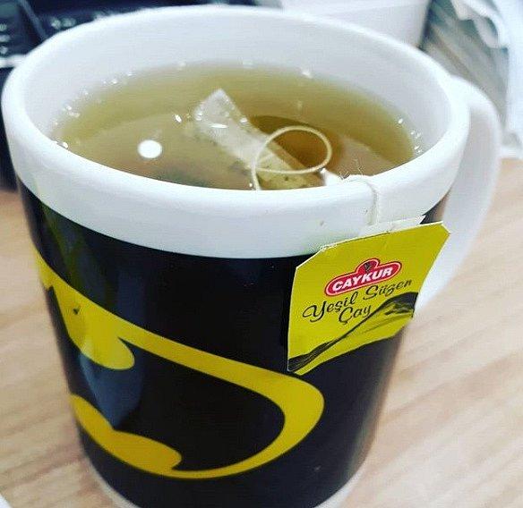 Zelený čaj je hitem všude po světě.