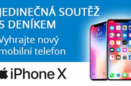 soutěž - vyhraj telefon