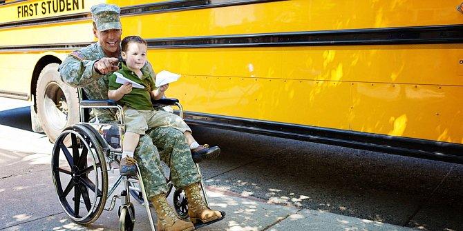 Vojáci si zaslouží respekt a úctu. Bojují za své příbuzné.