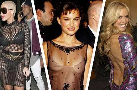 Odhalené celebrity: Kdo se může vystavovat v celé své kráse a kdo by na to měl radši zapomenout