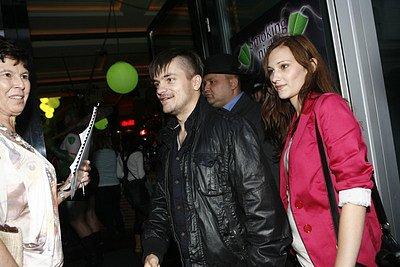 Jiří Mádl, přítelkyně