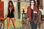 Herečka Claudine Auger coby Domino Derval