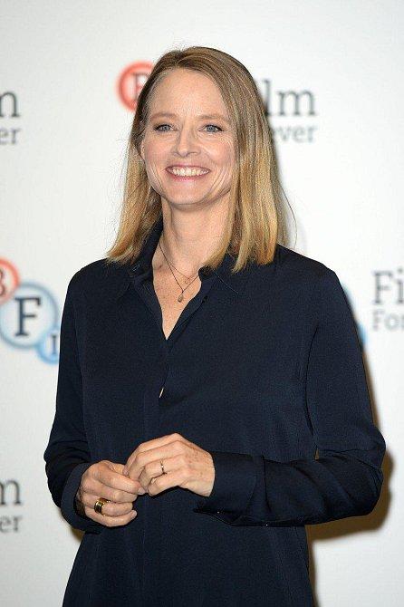 Herečka a režisérka Jodie Foster