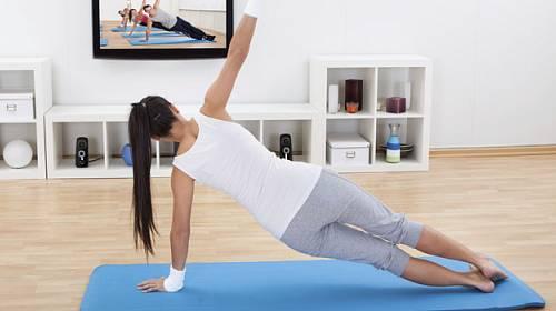 Čtvrthodinka cvičení denně vám přidá tři roky života