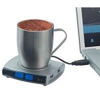 USB termo hrnek
