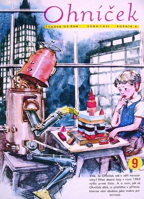 Představy časopisu Ohníček o stavění stavebnic s roboty byly dávno překonány – dnes vám robot nejen uklidí celý dům, ale hravě zvládne zahrát i složitou árii z Mozarta.