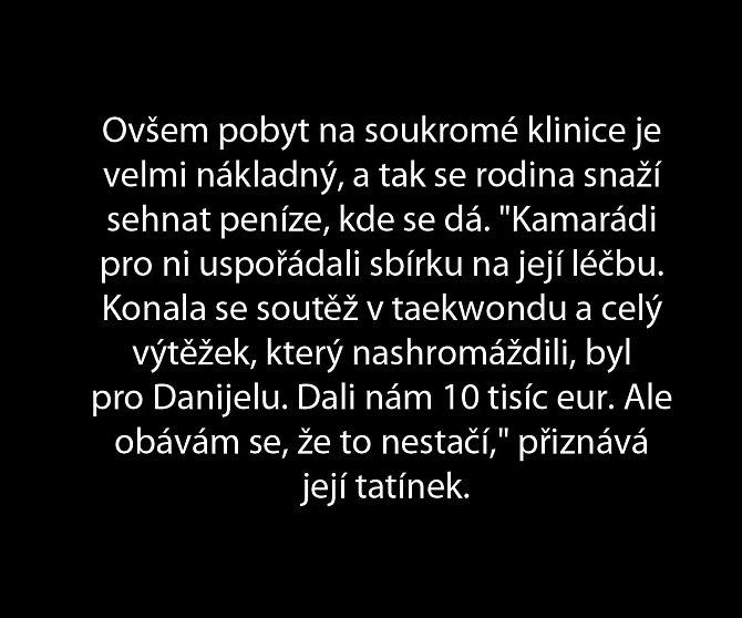 Neskutečný příběh Danijely Kováčevic