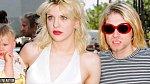 Courtney Love, Kurt Cobain a jejich dcera Frances Bean